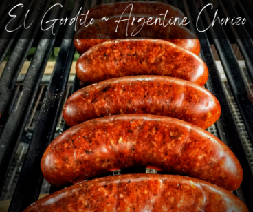 El Gordito - Argentine Chorizo Sausage