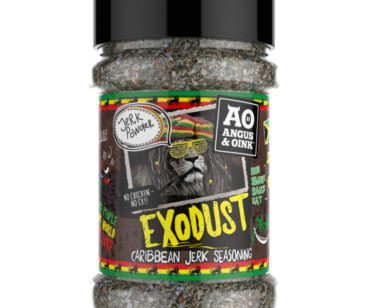 Exodust Jamaican Jerk Seasoning