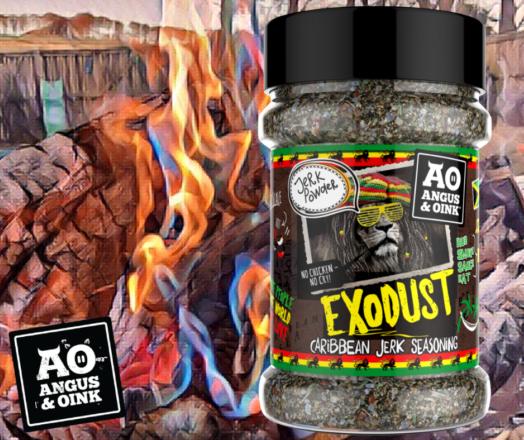 Exodust Jamaican Jerk Seasoning
