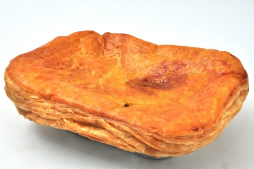 Extra Large Steak Pie