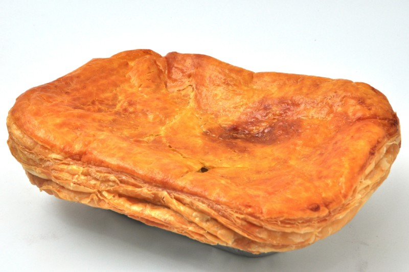 Steak Pie XL - Meat Pies & Pastries - John Davidsons - The ...