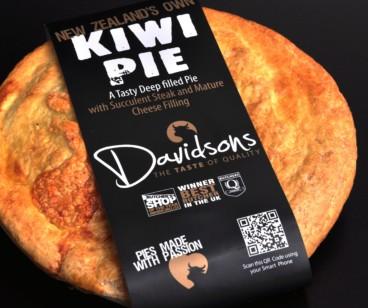 Family Size Kiwi Pie