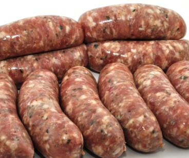 Farmhouse Pork Sausage
