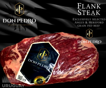 Flank Steak Don Pedro