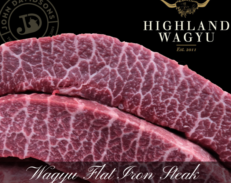 Flat-Iron Steak Highland Wagyu