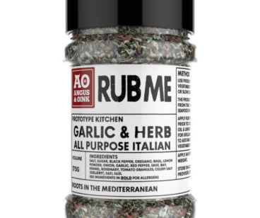 Garlic & Herb Seasoning