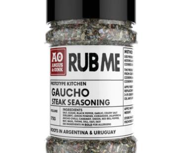 Gaucho Chimichurri Rub