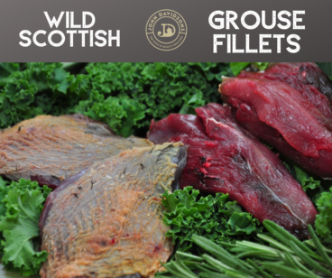 Young Grouse Breast Fillets