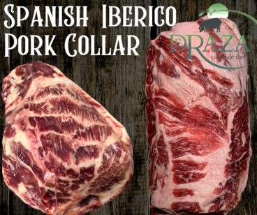 Iberico Pork Collar
