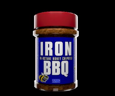 Iron BBQ Rub