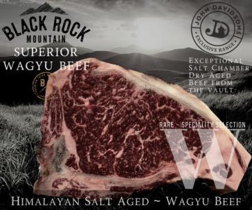 Kansas City Steak Black Rock Mountain Wagyu