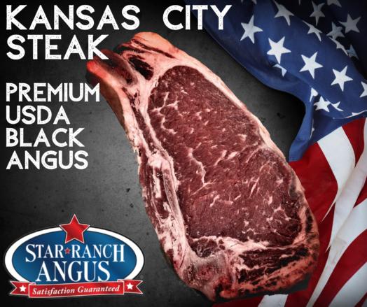 Kansas City Steak Star Ranch USDA