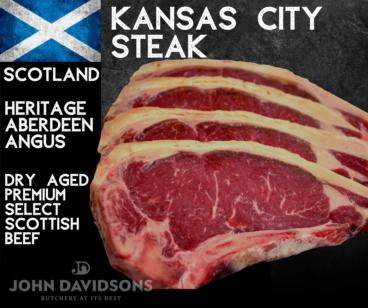 Kansas City / Bone in Sirloin Steak