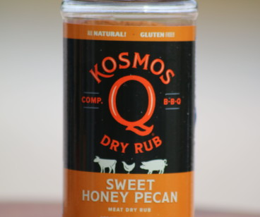 Kosmos Q ~ Sweet Honey Pecan Rub