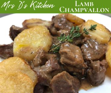 Lamb Champvallon