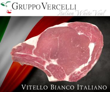 Lombo Taglio di vitello con osso ~ Italian White Veal Chop