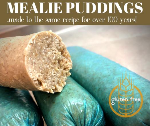 Mealie Pudding Skirlie