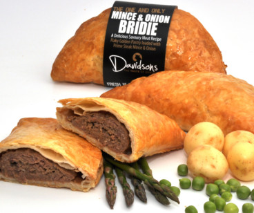 Minced Beef Bridie