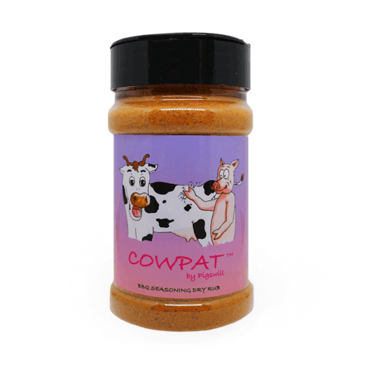 Miss Piggy's Cowpat seasoning rub
