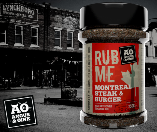 Montreal Steak & Burger seasoning