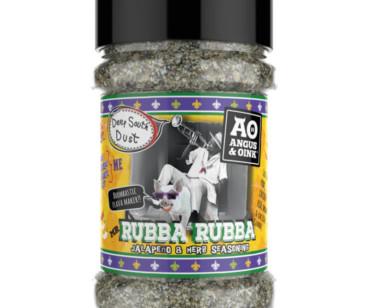 Mr Rubba Rubba - Deep South Cajun Dust