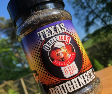 Oncle Jed's Roughneck Charcoal Rub