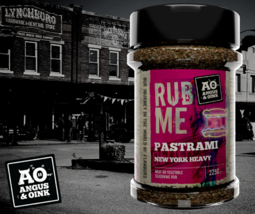 Pastrami Seasoning