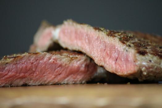 Piedmontese Sirloin Steak ~ LOW FAT