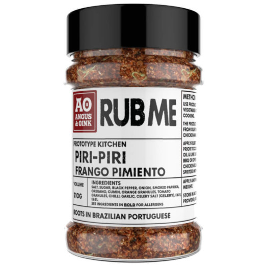Piri-Piri Seasoning
