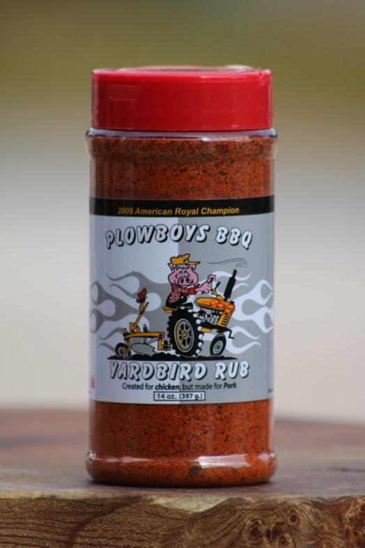 Plowboys BBQ Yardbird Rub