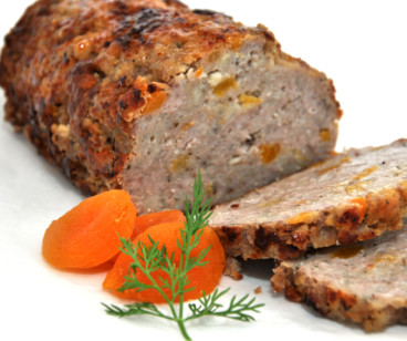 Pork, Apricot, Orange and Cranberry Stuffing