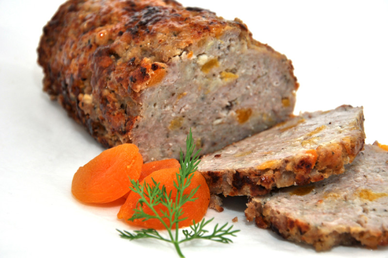 Turkey Sausage Deluxe ~ LOW FAT