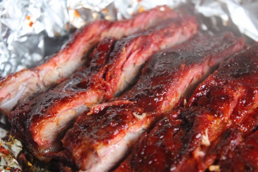 Pork Baby Back Ribs ~ Extra Meaty