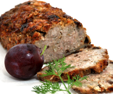 Pork, Plum & Ginger Stuffing