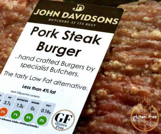 Pork Steak Burger
