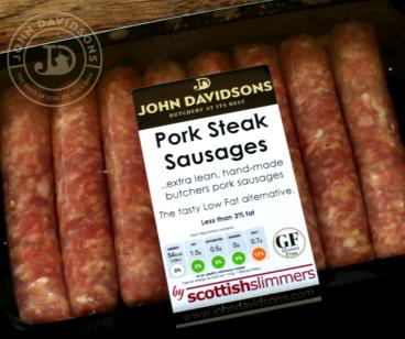Pork Steak Sausage