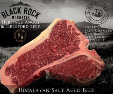 Porterhouse Steak Black Rock Mountain