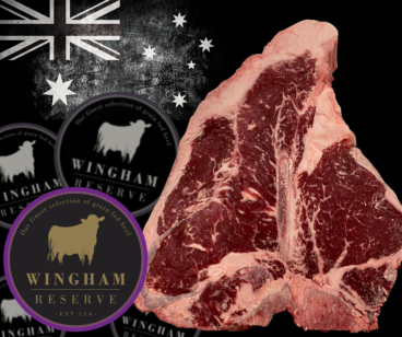 Porterhouse Steak Wingham Reserve