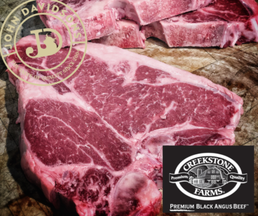 Porterhouse Steak Creekstone Farms