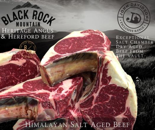 Prime Rib Steak Black Rock Mountain