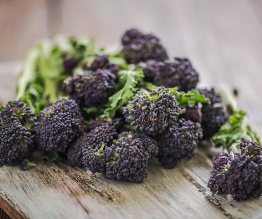 Purple Sprouting Brocoli