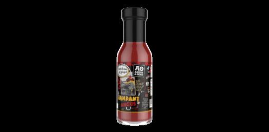 Rampant Angus Hot Ketchup