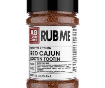 Red Cajun Seasoning