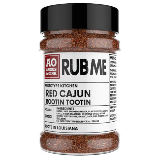 Red Cajun Seasoning