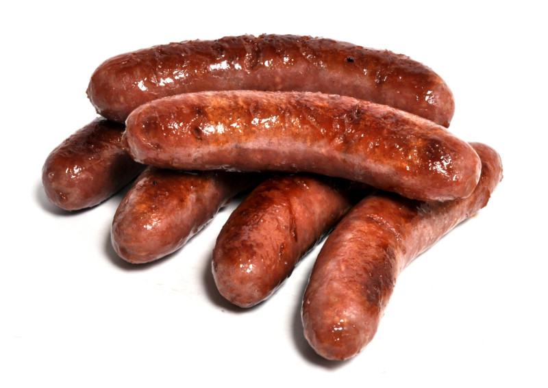 Reduced Fat Beef Sausages ~ LOW FAT - Sausages - John ...