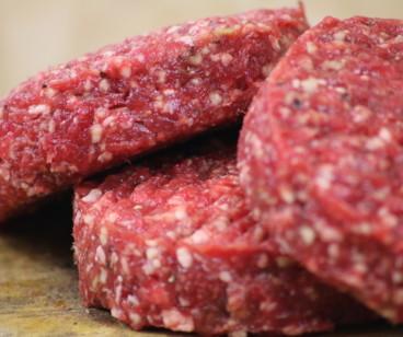 Rib Eye Steak Burger