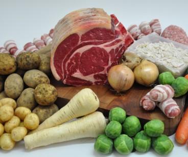 Rib Roast Hamper Meal Deal Special
