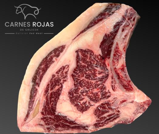 Rib Steak Chuleton Galician Carnes Rojas