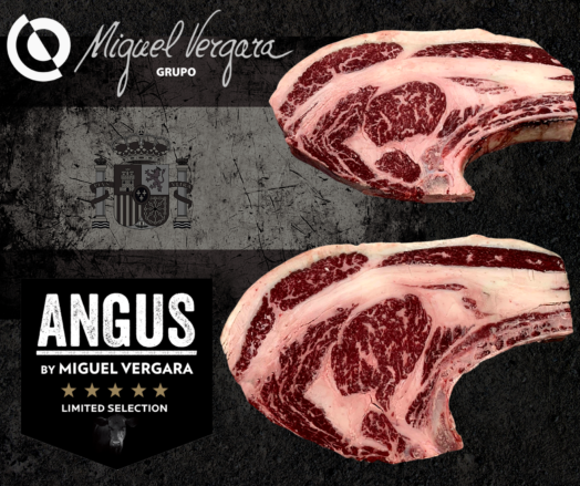 Rib Steak Miguel Vergara