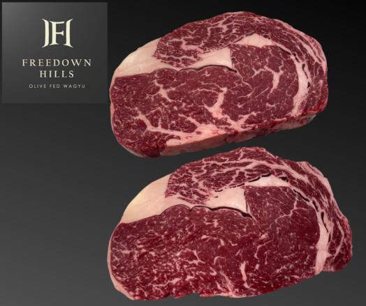 Ribeye Steak Freedown Hills Wagyu